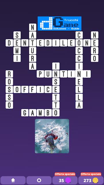 Soluzioni One Clue Crossword livello 23 schemi 7 (Cruciverba illustrato)  | Parole e foto