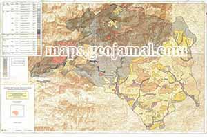 تحميل خرائط التربة للمغرب Télécharger les Cartes Pédologiques du Maroc