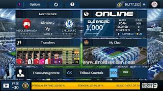 Dream League Soccer 2019 Mod Apk + Data Obb