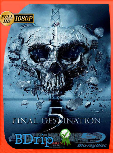 Destino Final 5 (2011) BDRIP 1080p Latino Dual [GoogleDrive] TeslavoHD