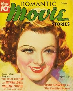 Myrna Loy Magazine