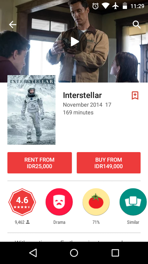 Download film baru dari Play Movies Indonesia