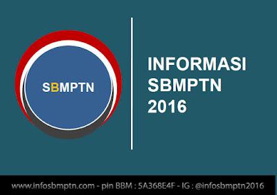 Panduan Mendaftar SBMPTN 2016