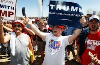 Trump Supporter Disrupts Chicago Performance Of 'Hamilton'