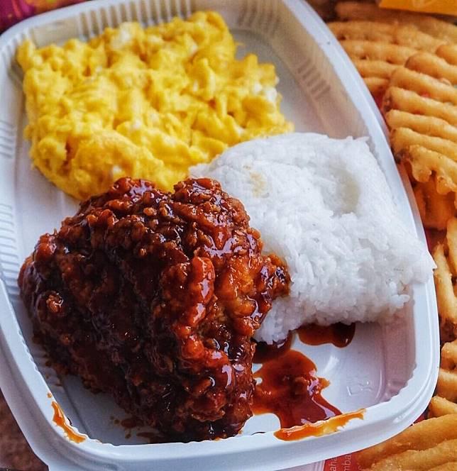 Jumlah Porsi 7 Makanan Anak Kost Jika Dibeli Pakai Nilai Transfer