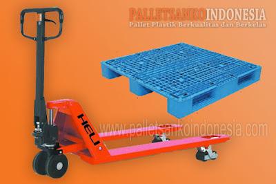 Pallet Plastik Memperlancar Rantai Produksi