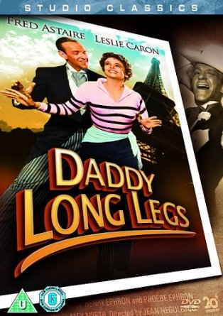 Curiosity Of A Social Misfit: Daddy Long Legs (1955) DVD ... Daddy Long Legs 1955