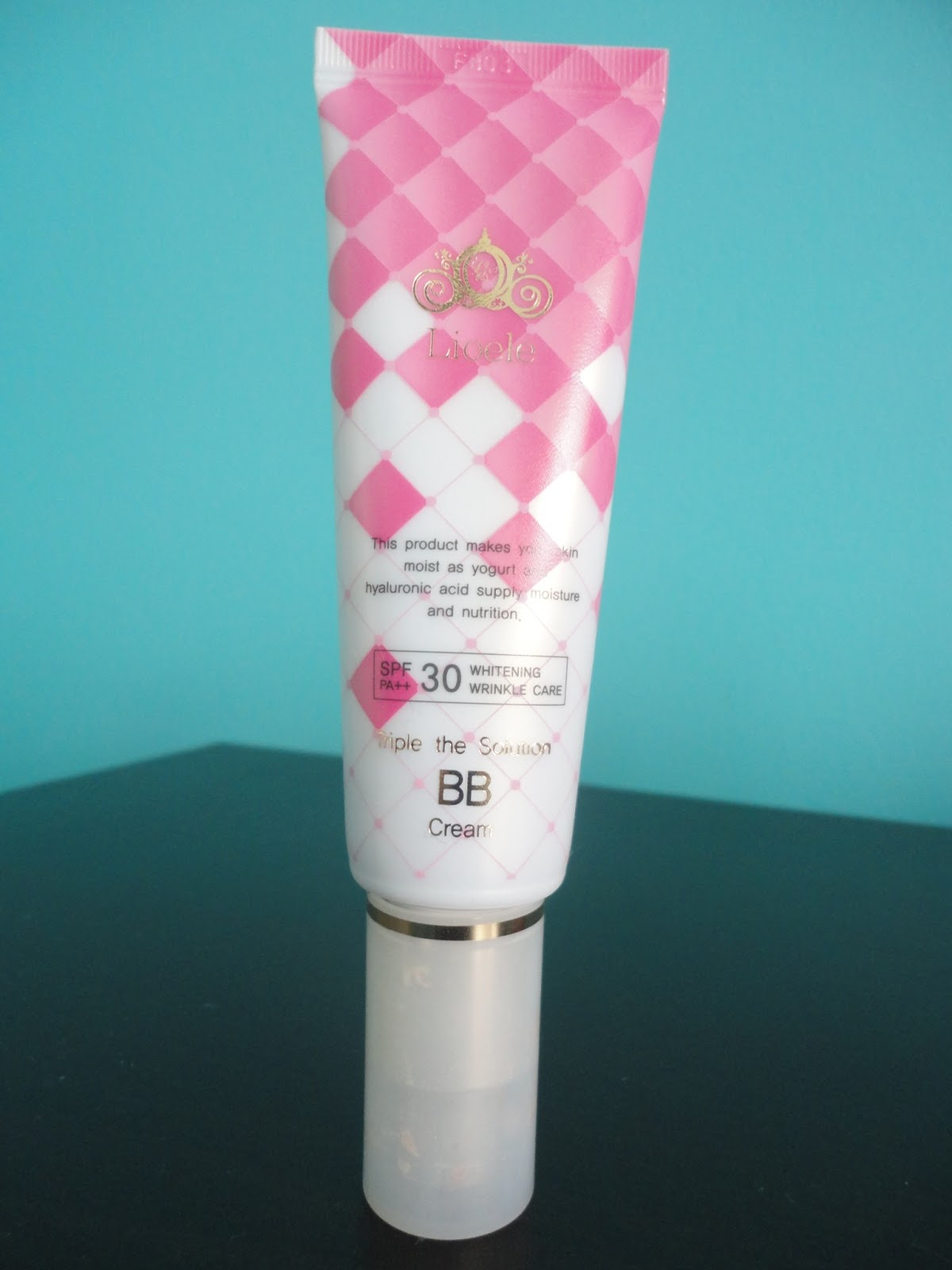 Lioele Triple The Solution BB Cream Review