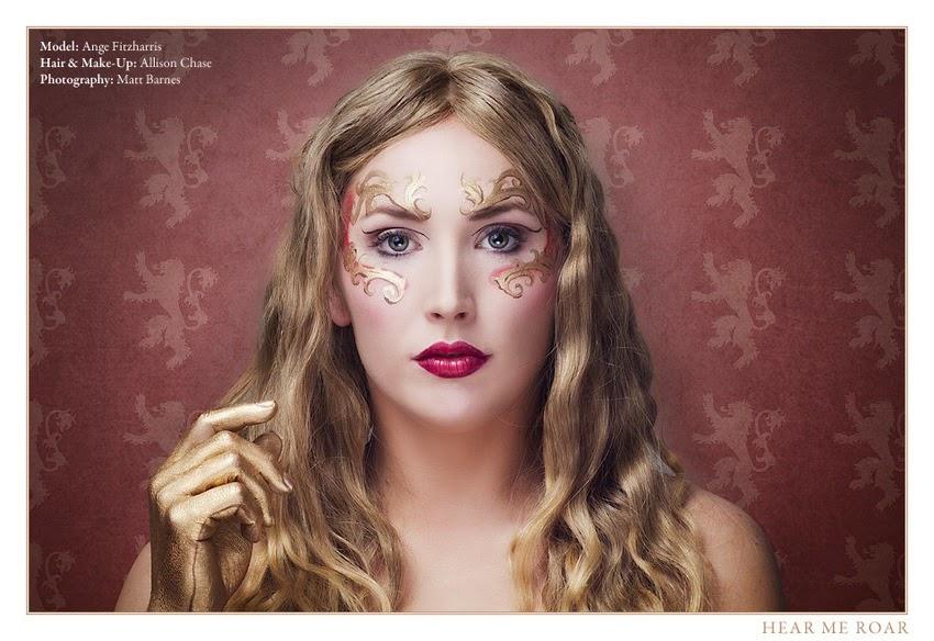 Game of Thrones maquiagem é mais feroz do que um Dothraki