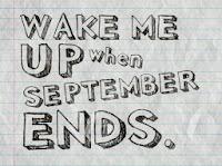 Wake me up when september ends song mangosong mango.