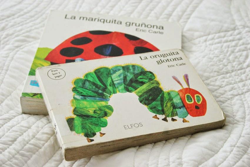 Libros Eric Carle