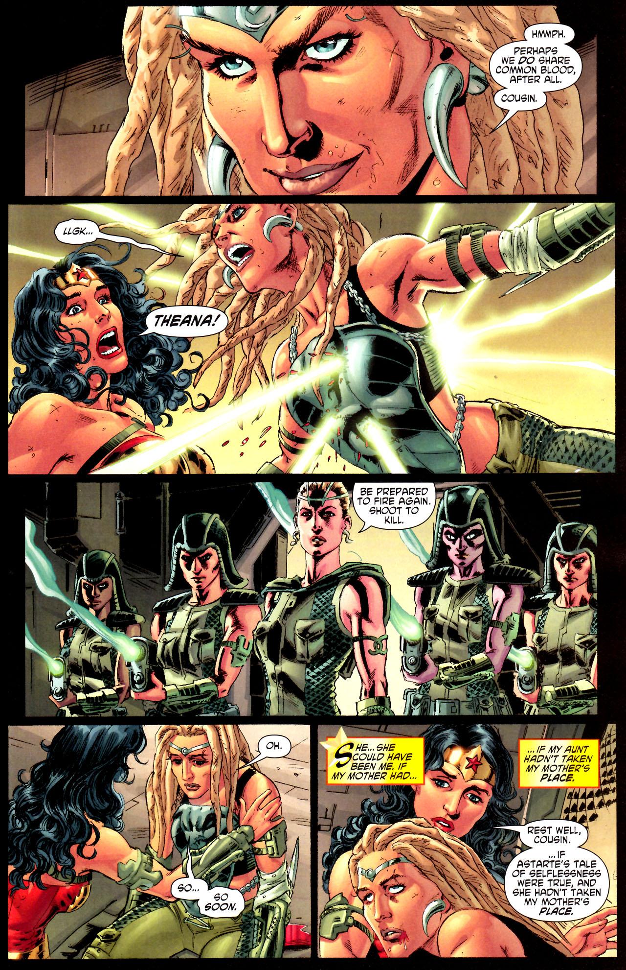 Read online Wonder Woman (2006) comic -  Issue #44 - 15