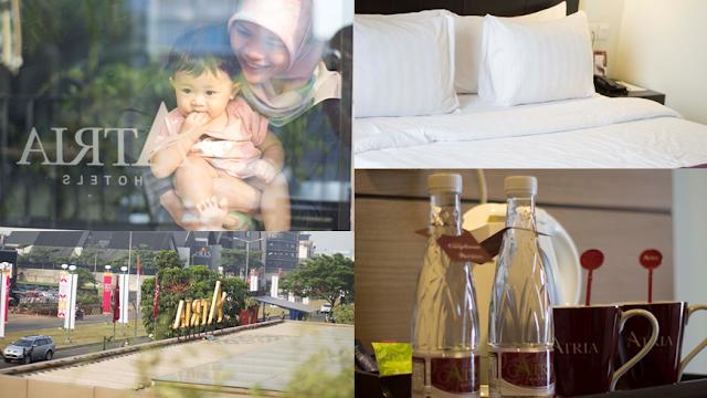 review hotel atria, hotel bintang empat indonesia, hotel bintang 4 jakarta