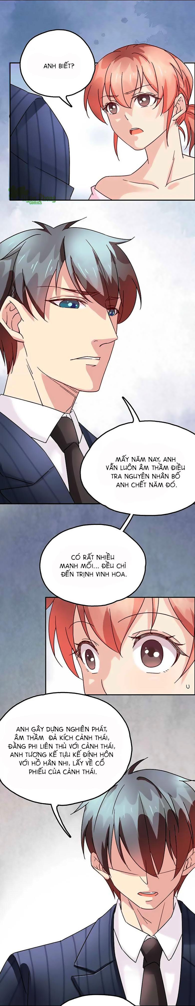 Không Được Đâu Tổng Tài Đại Nhân Chap 65 page 7