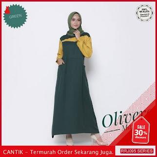 Jual RRJ095D68 Dress Olivera Maxy Wanita Vg Terbaru Trendy BMGShop