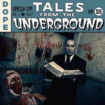 Omega Sin - Tales From The Underground -  Album Download, Itunes Cover, Official Cover, Album CD Cover Art, Tracklist