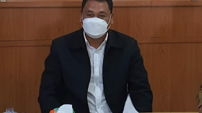 Ketua APDESI, Cakades Diminta Untuk Berdo'a dan Bersabar