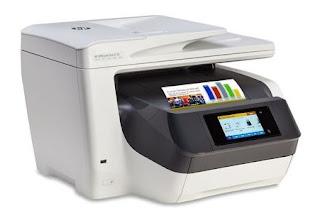 HP OfficeJet Pro 8740 Télécharger Pilote