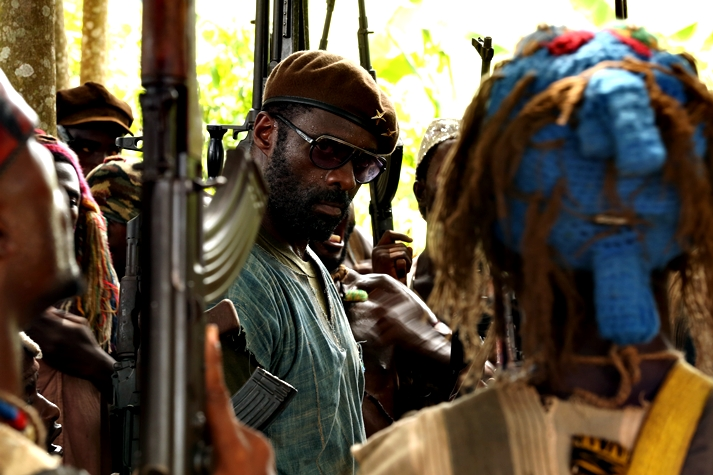 Beasts of No Nation de Cary Fukunaga