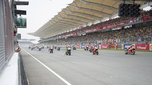 Jadwal MotoGP Malaysia