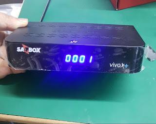 SATBOX VIVO X+
