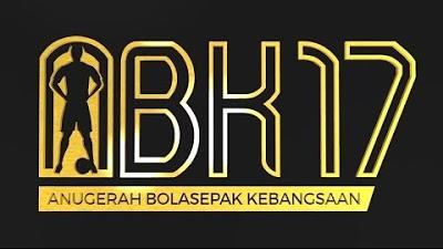 Siaran Langsung Anugerah Bolasepak Kebangsaan 2017