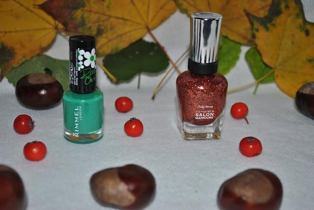 kolory jesieni lakiery