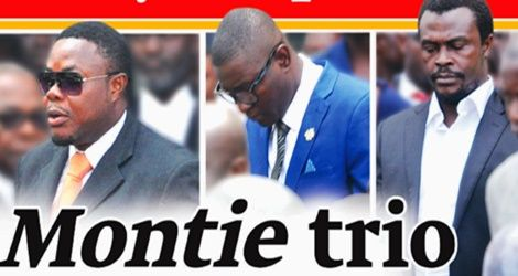 Gov't Sued Over Petition To Free Montie 3