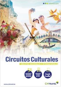 CN Travel catálogo viajes verano 2016 circuitos