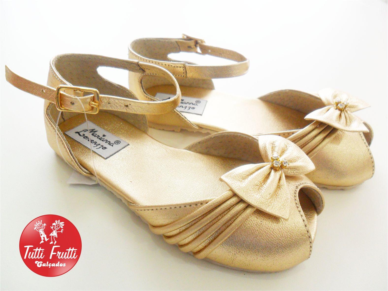 f826b1efeb4a9 Tutti Frutti Calçados  O brilho das sapatilhas Marianna Lorenzzo