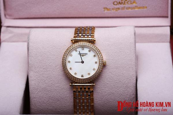 đồng hồ longines nữ mới nhất