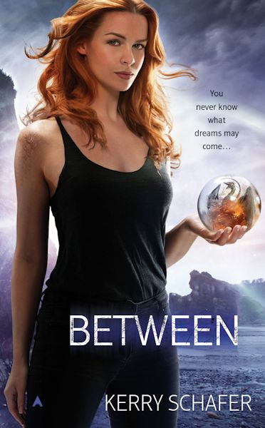 Interview with Kerry Schafer, author of Between - February 4, 2013