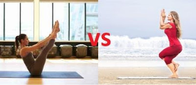 Pilates Vs Yoga : The Differences and Similarities