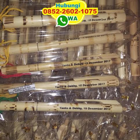 produsen Souvenir Pulpen murah 50334