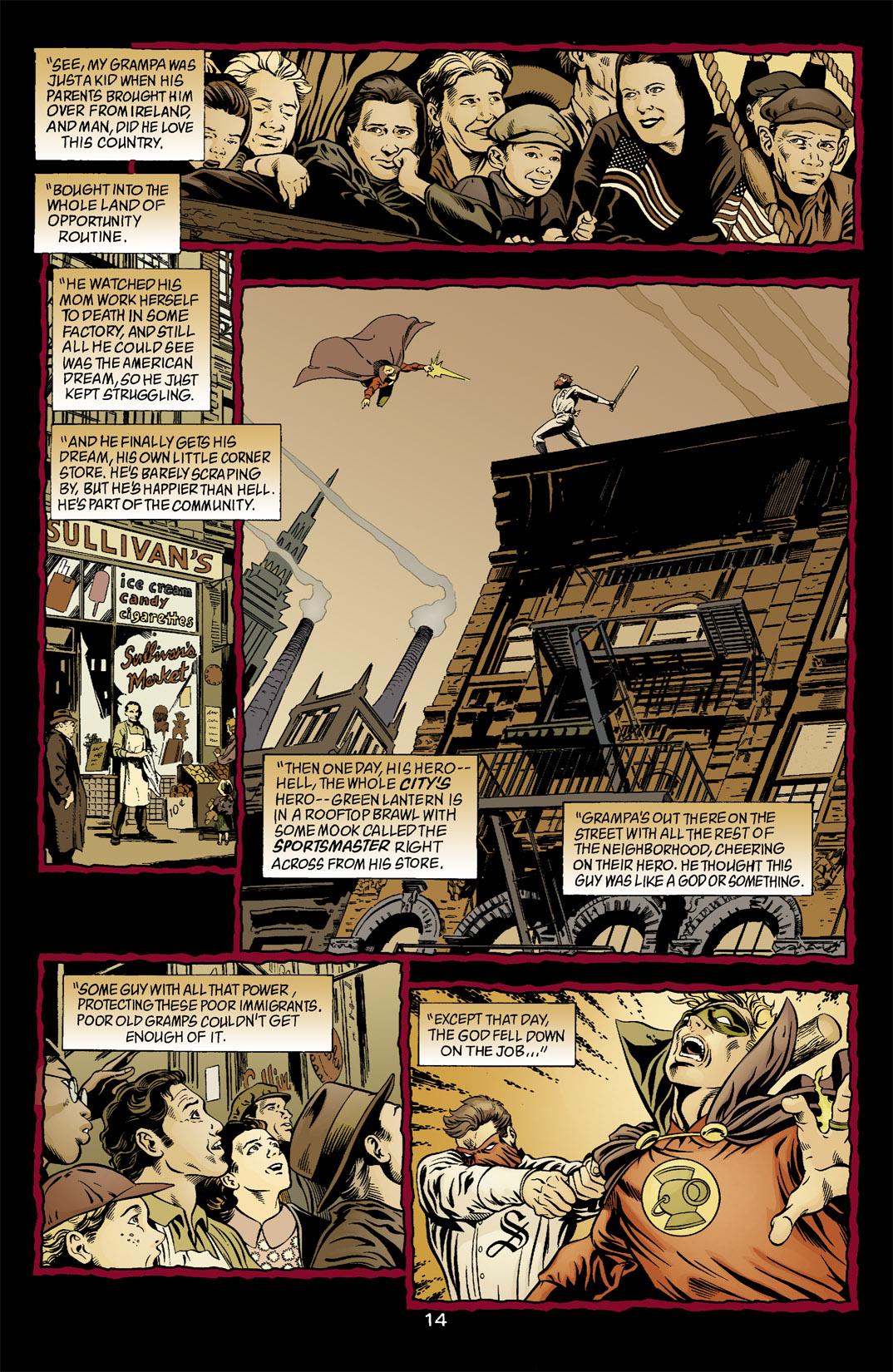 Detective Comics (1937) 786 Page 14