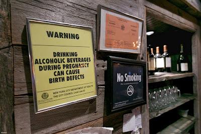 blog vin Beaux-Vins vins femme enceinte alcool bars new-york