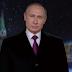 Putin Urges Russians To Make A Toast For Prosperity And Welfare