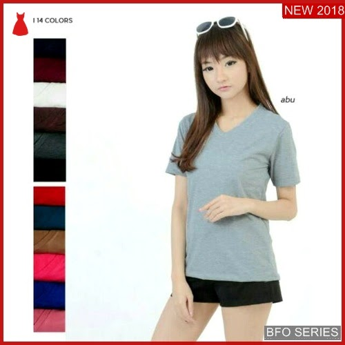 BFO013B24 Fashion Model BAJU BLOUSE Jaman Now ATASAN BMGShop