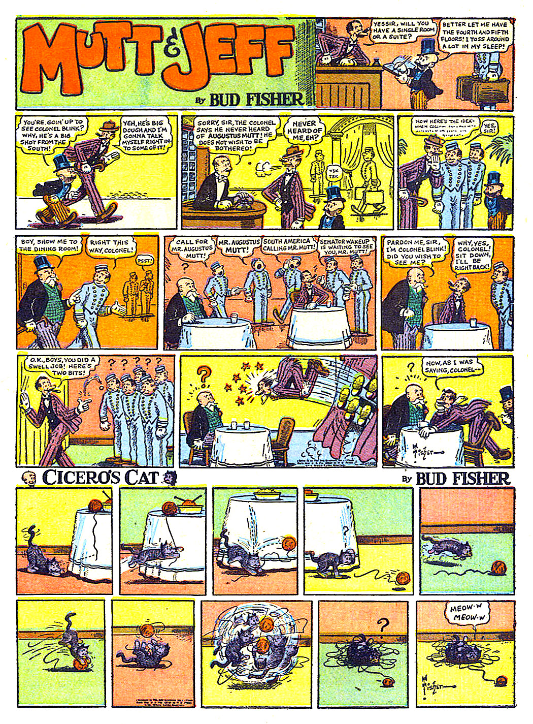 Read online All-American Comics (1939) comic -  Issue #50 - 51