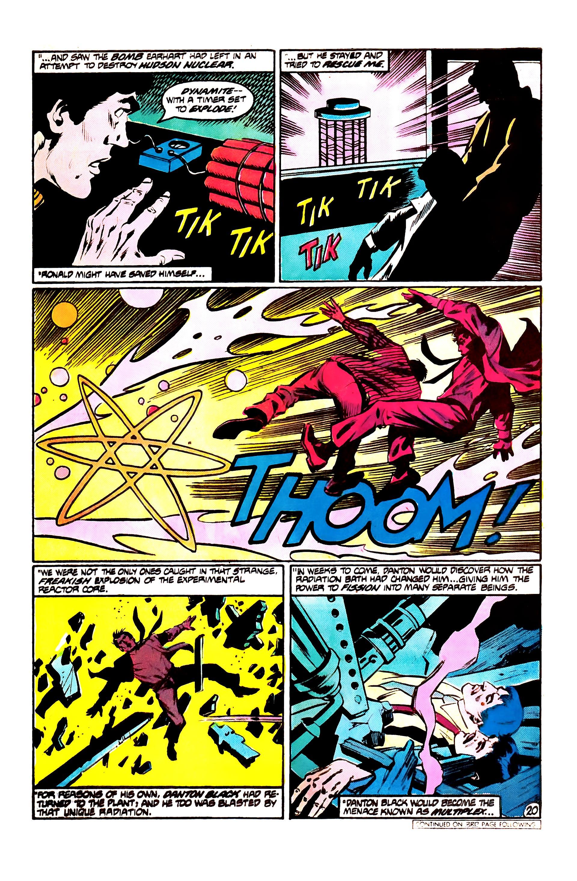 Read online Secret Origins (1986) comic -  Issue #4 - 28