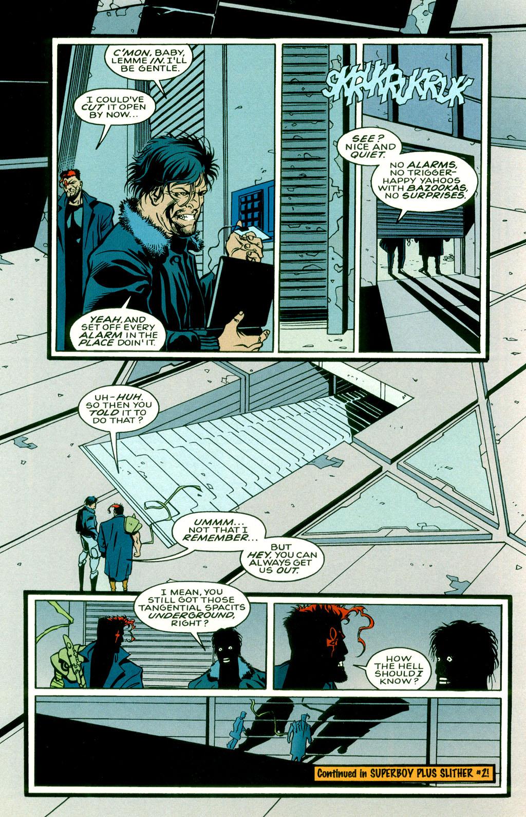 Read online Impulse Plus comic -  Issue # Full - 37