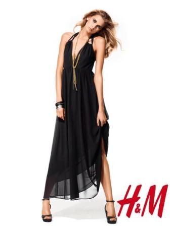 Schne Abendkleider H  M