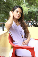 Tanya Hope in Crop top and Trousers Beautiful Pics at her Interview 13 7 2017 ~  Exclusive Celebrities Galleries 155.JPG