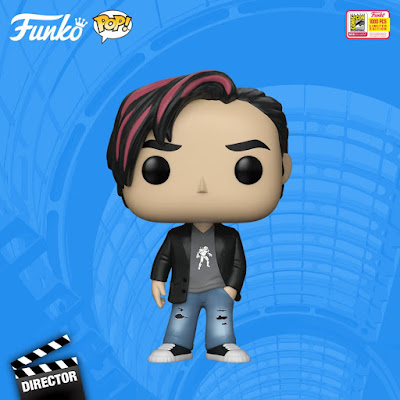 San Diego Comic-Con 2018 Exclusive James Wan POP! Vinyl Figure by Funko