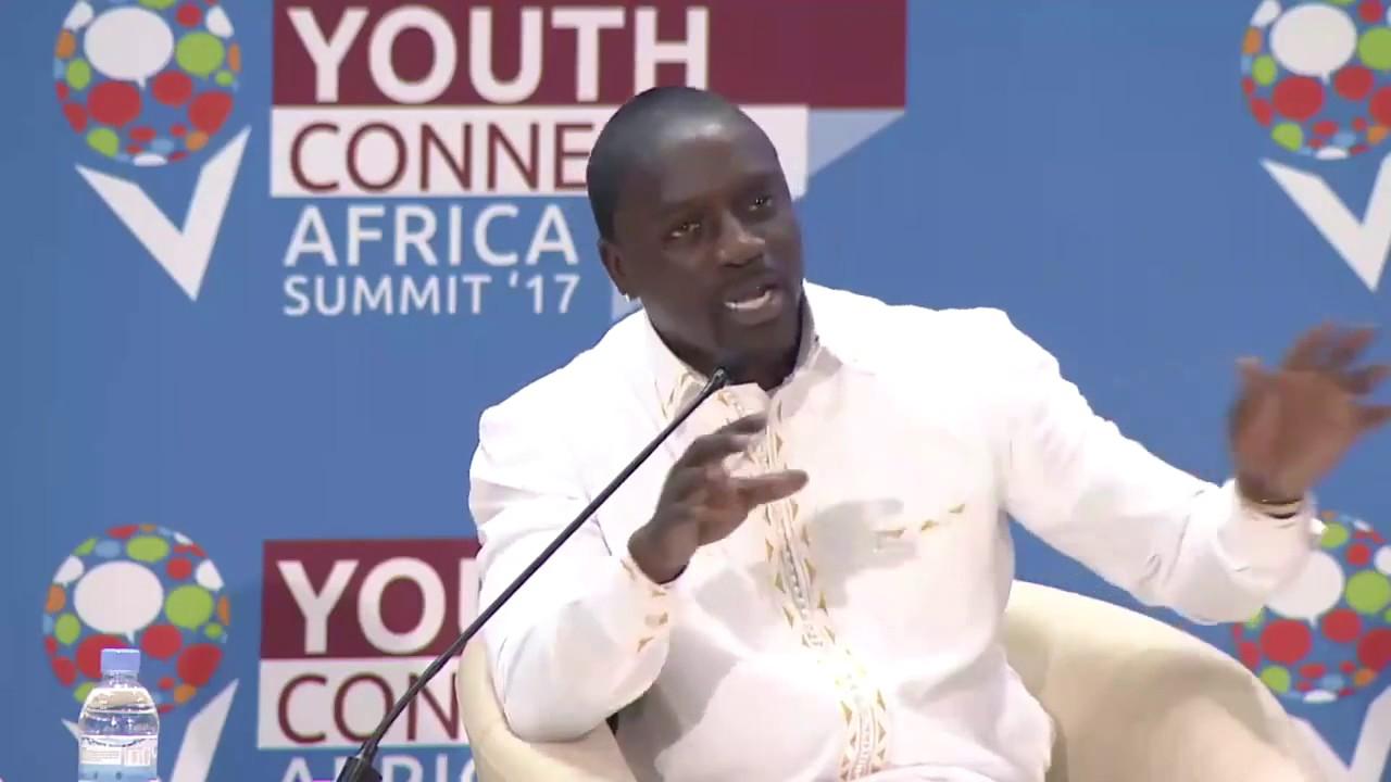 Akon africa investment report ik investment partners salad signature design