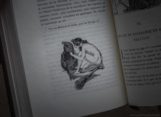 Illustration by Martin Van Maële, Witches Familiar Spirit