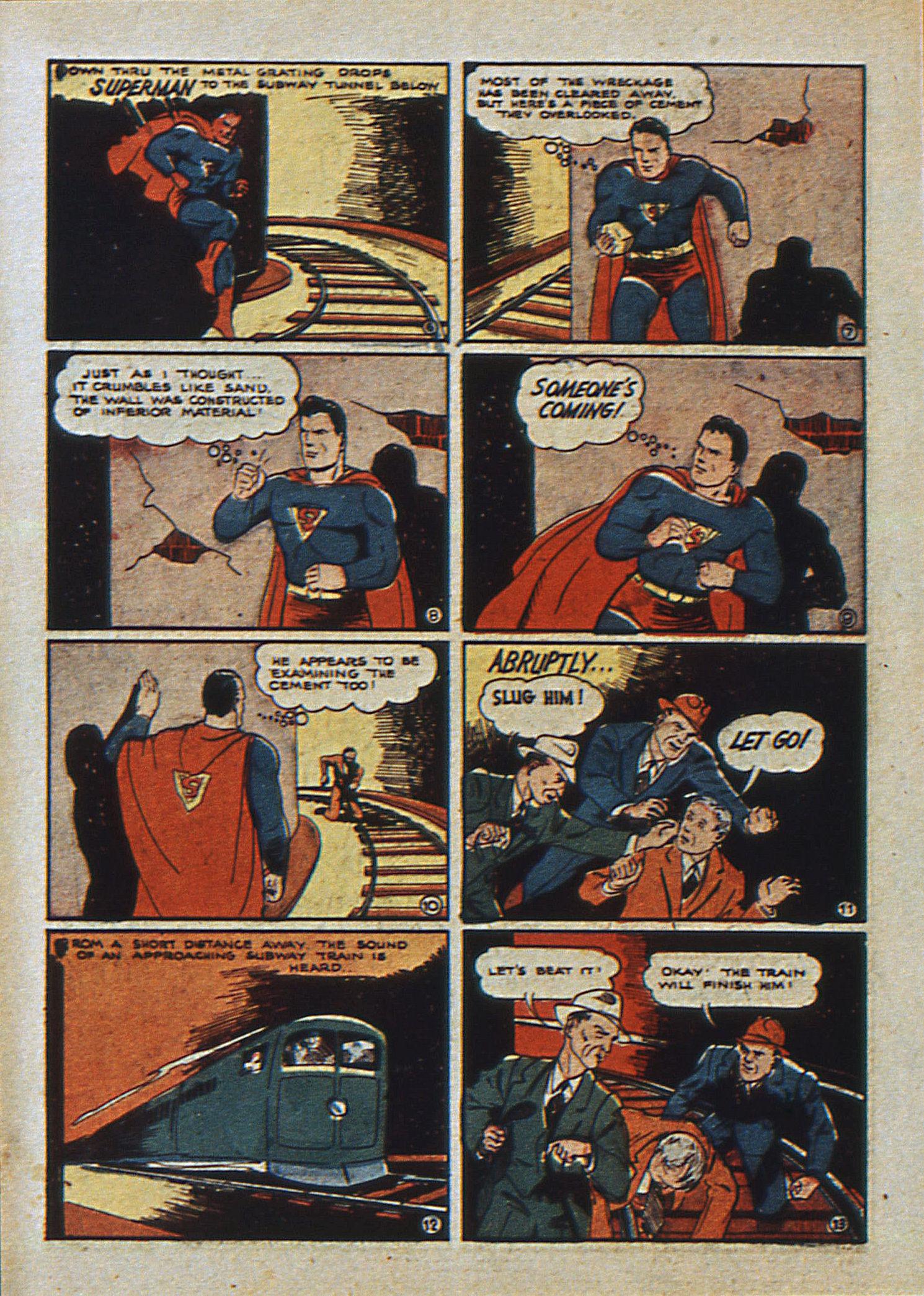 Action Comics (1938) 14 Page 4