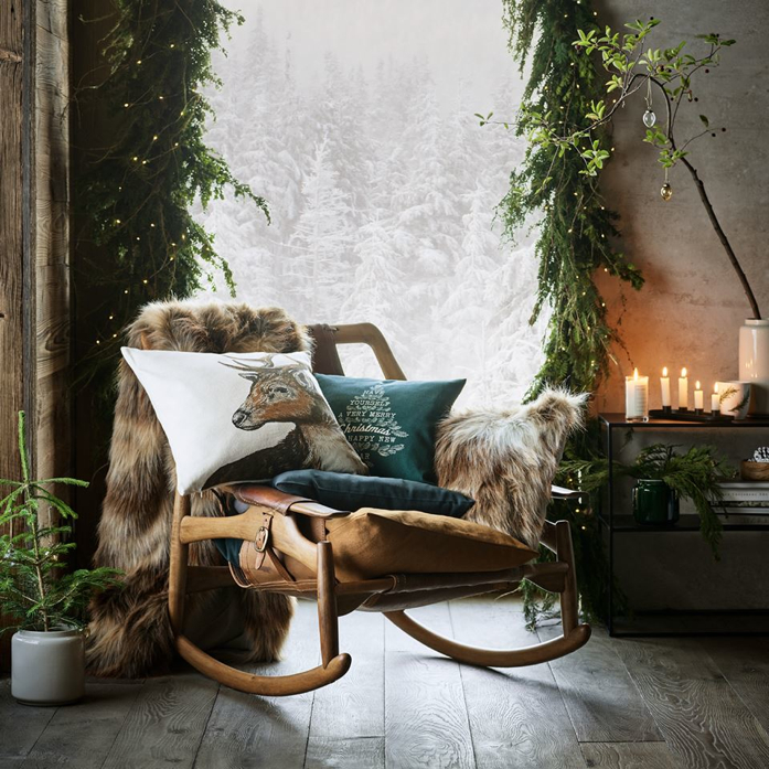 H&M Home Brings The Cozy This Christmas- design addict mom