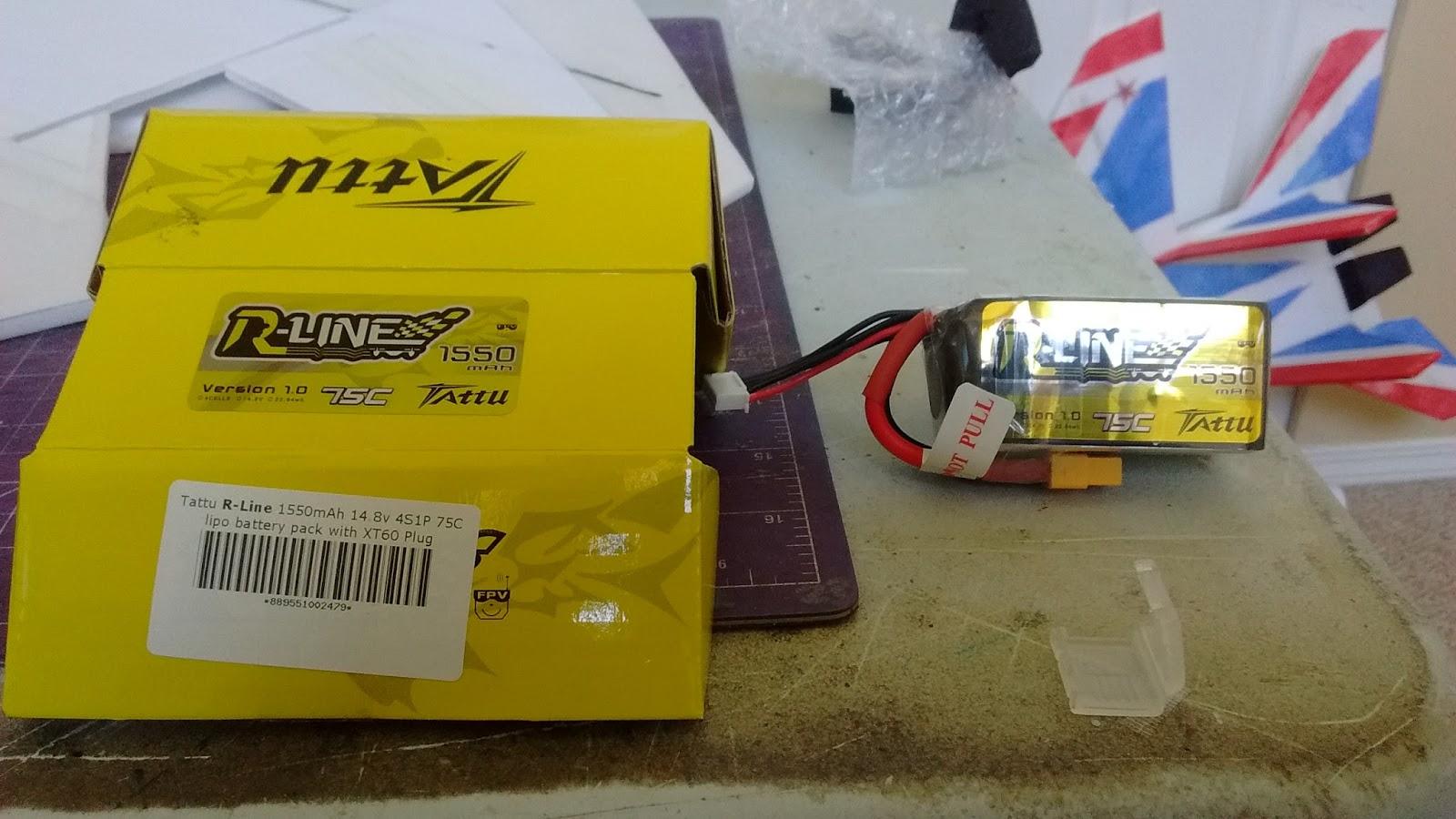 Scotts ParkJet blog: RC Timer FR2306 2650 Kv quad motor