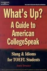 idiom book,slang book, a guide american college speak idiom